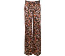 Pyjama-Hose mit Paisleymuster