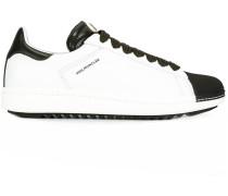Sneakers mit Colour-Block-Optik