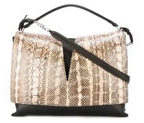 Handtasche mit Schlangenleder - women