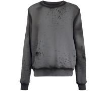 Ausgeblichenes 'Shotgun' Sweatshirt