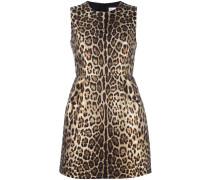 Kleid mit Leoparden-Print - women