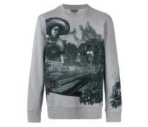 'Lonely Town' Sweatshirt - men - Baumwolle - M