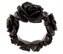 floral engraved ring
