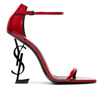 Red Opyum 110 Patent Leather sandals