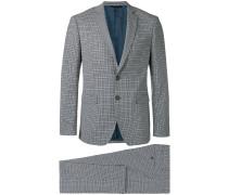 - Karierter Anzug - men - Bemberg