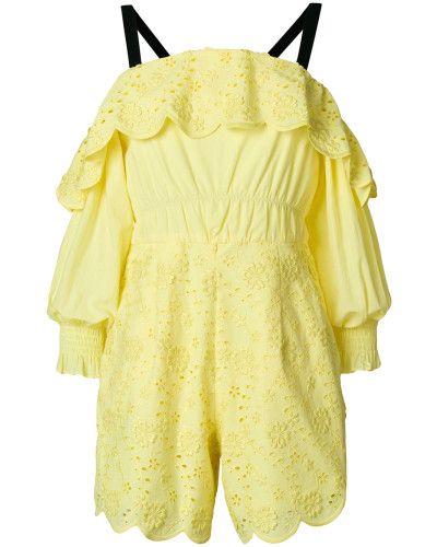 'Citron' Playsuit