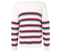Retro Border knitted top