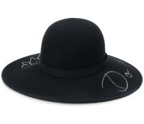 Do Not Disturb trilby hat