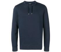 Sweatshirt mit Kordelzug