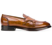 Loafer mit zwei Schnallen