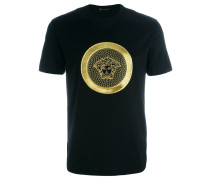 - T-Shirt mit Stickerei - men - Baumwolle - XS