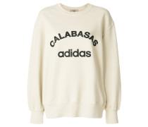 "Sweatshirt mit ""Calabasas""-Print"