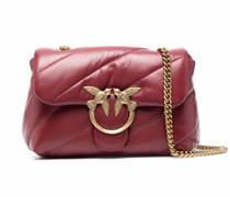 Love Mini quilted shoulder bag
