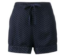 Shorts mit Schleifenverschluss