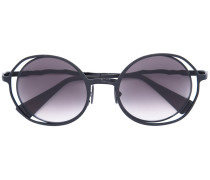 - round-frame sunglasses - unisex - metal