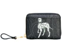 Portemonnaie mit Dalmatiner-Print