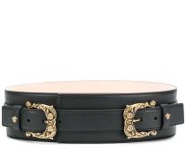 double baroque corset belt