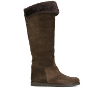 'My Ease' Stiefel mit Shearling-Besatz