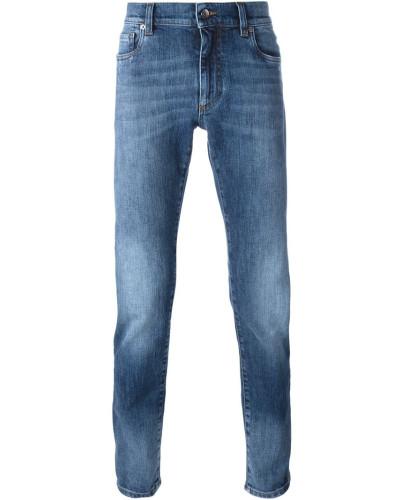 dolce gabbana herren jeans mit geradem bein reduziert. Black Bedroom Furniture Sets. Home Design Ideas