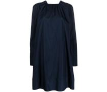 Kleid mit gerafftem Ausschnitt