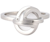 'Planetaria' Ring aus Sterlingsilber