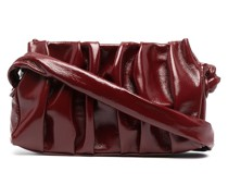 Vague patent-leather bag
