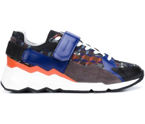 "'Comet' Sneakers mit ""Forest Camocube""-Print"