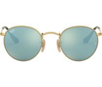 'Round Metal' Sonnenbrille