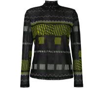 Sweatshirt mit Print - women - Polyester - 3