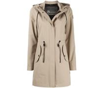 Mantel mit Knebelverschluss
