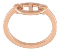 Ring mit einem Kettenglied
