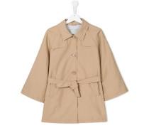 Mantel mit Gürtel - kids - Baumwolle/Polyester