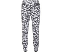 Natacha Leggings mit Leoparden-Print