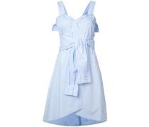 Kleid mit Knoten-Detail - women - Baumwolle - 8
