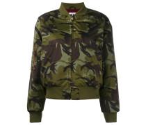 'Greenwood' Camouflage-Bomberjacke