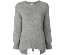 Rückenfreier Pullover