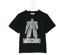 "T-Shirt mit ""Tranformer""-Logo"