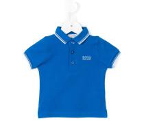 Poloshirt mit gestreiften Details - kids
