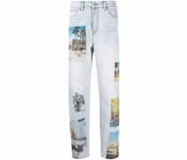 x Desigual South Beach Jeans