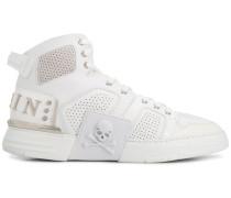 'Phantom Kick$' High-Top-Sneakers