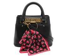 Handtasche mit Schaldetail