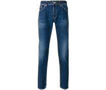 Skinny-Jeans mit Distressed-Optik - Unavailable