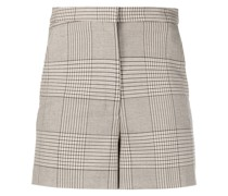Shorts mit Check