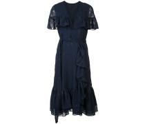 - Kleid mit Rüschen - women