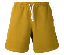 drawstring retro shorts