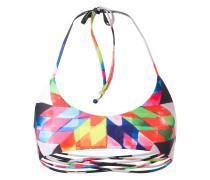 diamond pattern bikini top