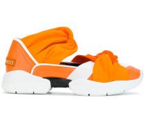 twisted gradient sneakers