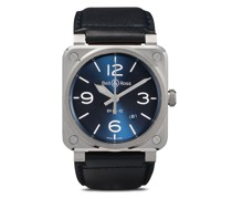 BR 03-92 Blue Steel, 42mm
