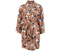 silk kimono - women - Seide - Einheitsgröße