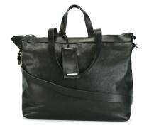 Oversized-Handtasche mit Schulterriemen